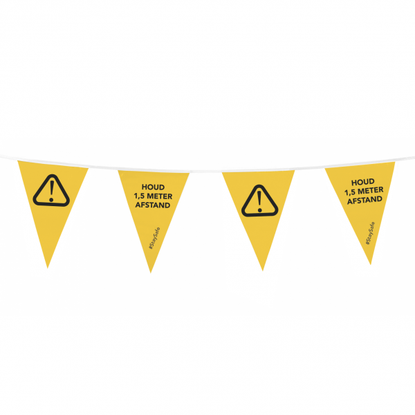 SDVLNL00100-vlaggenlijn-geel-zwart-houd1-5-meter-afstand