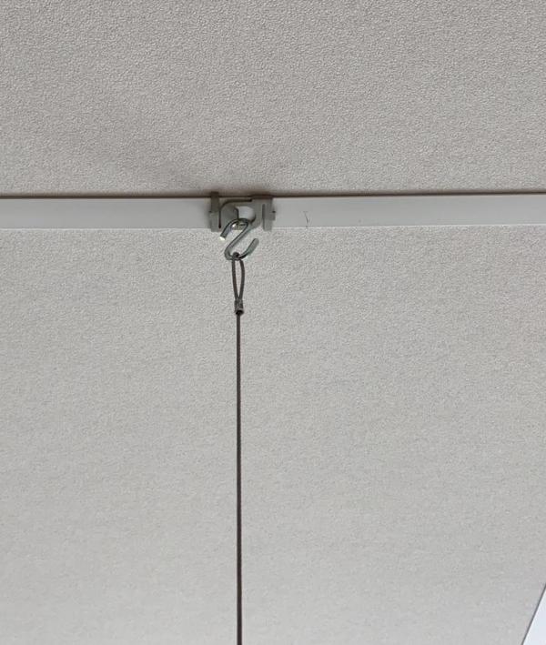 SDCNL00106-Plafond-ophangset-voor-coronascherm-kuchscherm